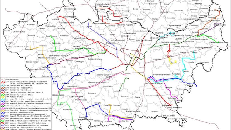 Trasporti regione Lombardia: infrastrutture e logistica