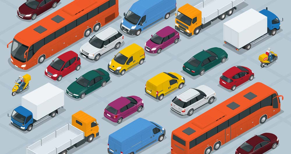trasporto merci in città
