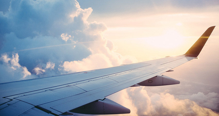 Spedizione aerea certificata e sicura con Cangini trasporti